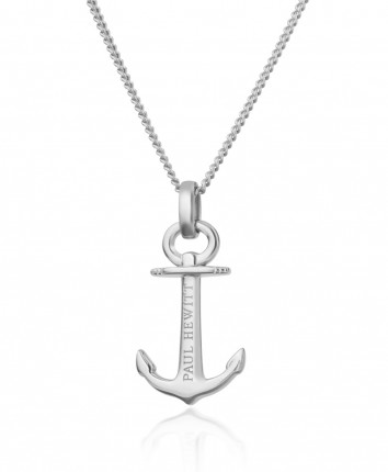 Paul Hewitt ANCHOR SPIRIT Halskette Silber PH-AN-S