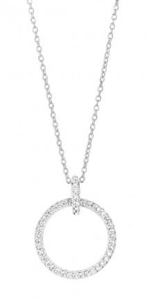 SPIRIT ICONS Collier Trend Silber Zirkonia 10011-45