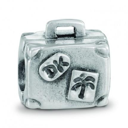 PANDORA Silberelement Koffer 790362