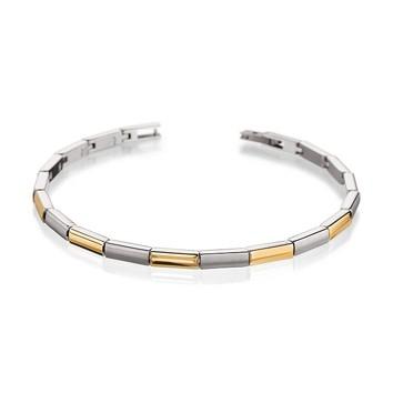Boccia Armband Titan Gold 0387-02