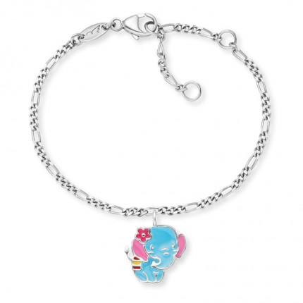 Herzengel Armband Silber Elefant HEB-ELEPHANT
