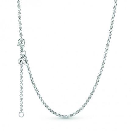 PANDORA Silberkette Rolo 399260C00-60