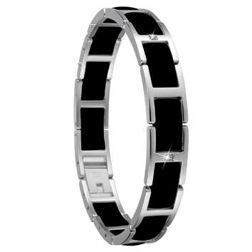 Bering Armband Ceramic Schwarz 602-16-185
