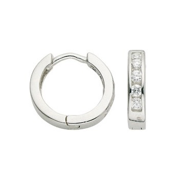 CEM Ohrschmuck Creole Silber BCR 900540