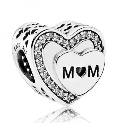 PANDORA Silberelement Mom 792070CZ