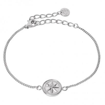 Paul Hewitt WIND ROSE Armband Silber PH003105