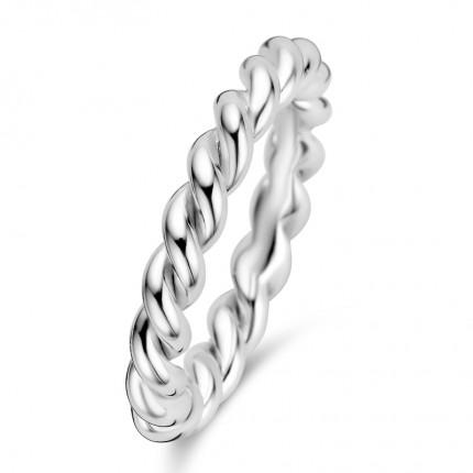 SPIRIT ICONS Ring Hula Silber 51241