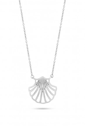 SPIRIT ICONS Collier Shell Silber 10481-45