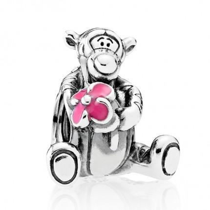 PANDORA Disney Silber Charm Tigger 792135EN80