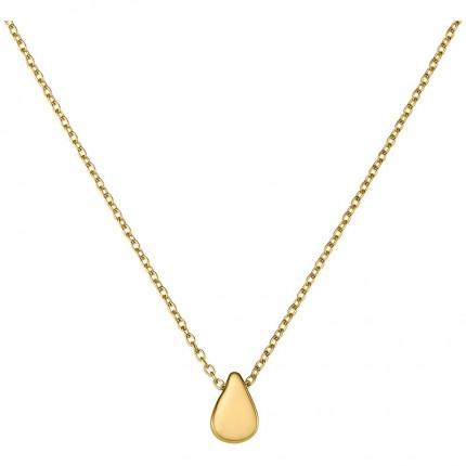 CEM Collier 333/- Gold Tropfen BCO305506