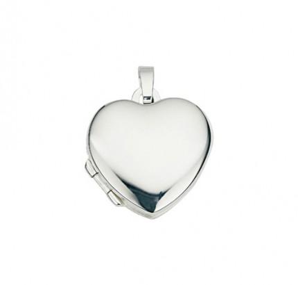 CEM Anhänger Medaillon Silber Herz BME 901107