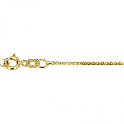 CEM Collierkette 925/- Silber Vergoldet Venezia BVEV912