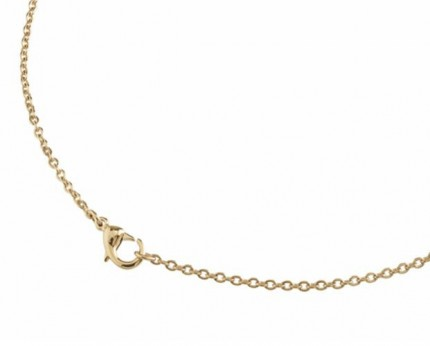 Boccia Collier Titan Ankerkette Gold 08027-0255