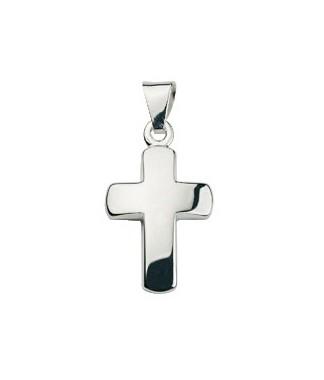 CEM Anhänger Kreuz Silber BAH 900800