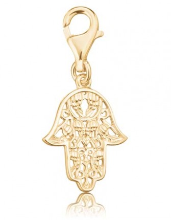 Engelsrufer Charms Hand Fatima Gold ERC-HAND-G