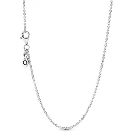 PANDORA Silberkette Classic Cable 590412-45
