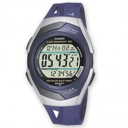 Casio Armbanduhr Collection Blau STR-300C-2VER