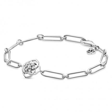 PANDORA Silberarmband Rose 599409C01