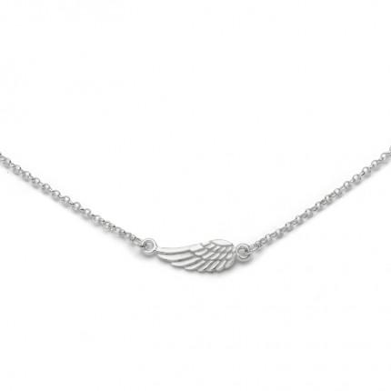 DUR Kette Silber Flügel K2361