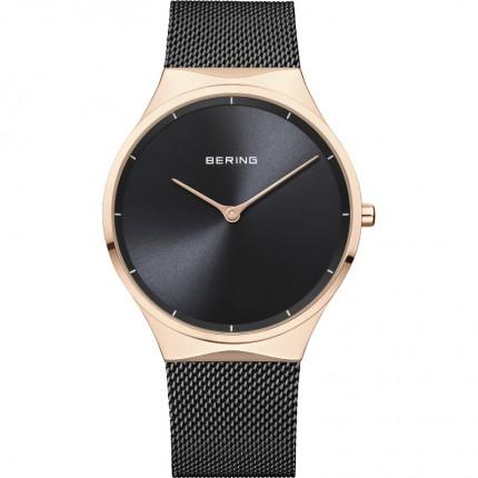 Bering Armbanduhr Unisex Classic Edelstahl Roségold 12138-162