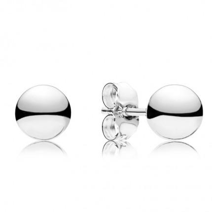 PANDORA Ohrschmuck Silber Classic Beads 297568