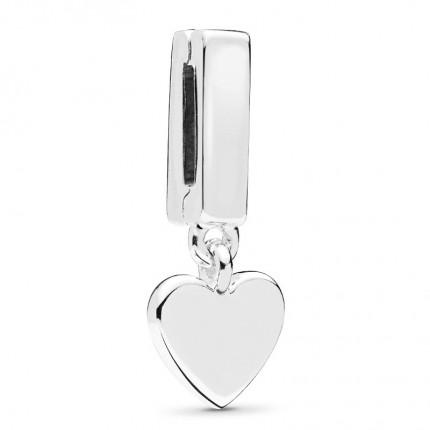 PANDORA REFLEXIONS Charm Sterlingsilber Floating Heart 797643