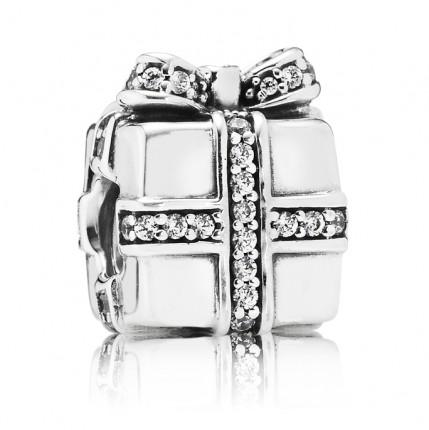 Pandora Silberelement Funkelnde Überraschung 791400 CZ