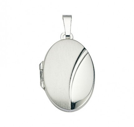 CEM Anhänger Medaillon Silber BME 901121