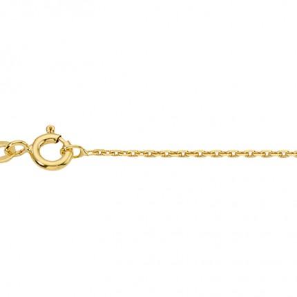 CEM Collierkette 333/- Gold Anker geschliffen BGA340
