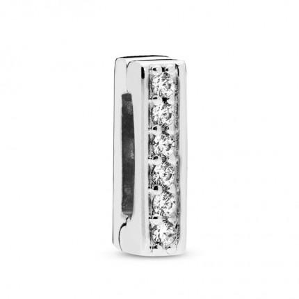 PANDORA REFLEXIONS Clip Charm Sterlingsilber Timeless Sparkle 797633CZ