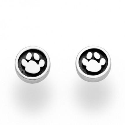 DUR Ohrstecker Silber Lucky Dog O5173