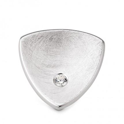 CEM Anhänger Silber Zirkonia S-00468A