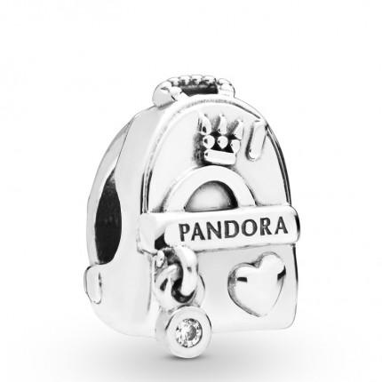 PANDORA Silberelement Adventure Bag 797859CZ