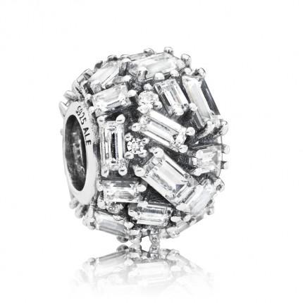 PANDORA Silberelement Chiselled Elegance 797746CZ