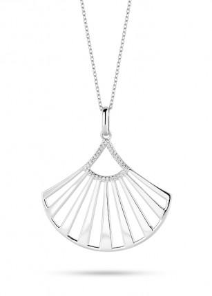 SPIRIT ICONS Collier Oriental Silber Zirkonia 10581-70