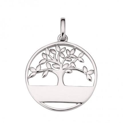 CEM Anhänger Silber Rhodiniert Lebensbaum BAH905403