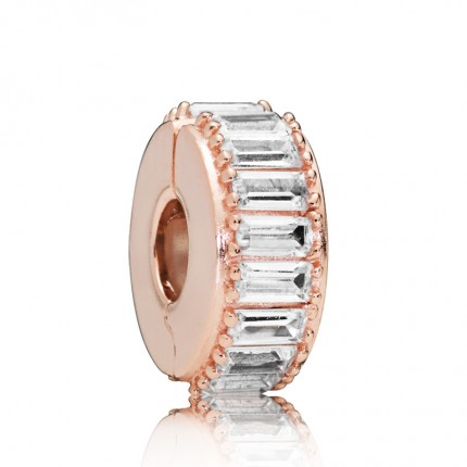PANDORA ROSE Element Clip Ice Formation 787559CZ