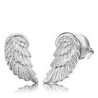 Engelsrufer Ohrstecker Flügel Silber ERE-WING-ST