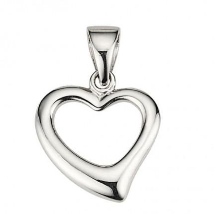 CEM Anhänger Herz Silber BAH904867