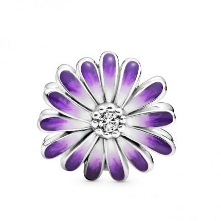 PANDORA Silberelement Purple Daisy 798775C02