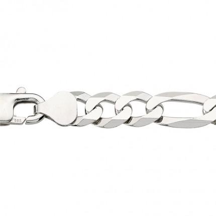 CEM Herrenarmband Silber Figaro BFIR94552/21