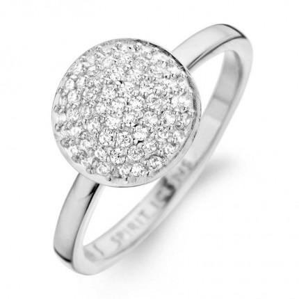 SPIRIT ICONS Ring Grace Silber 51111