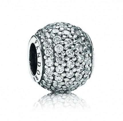 PANDORA Silberelement mit klaren Zirkonia 791051 CZ